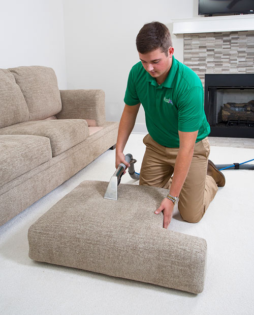Upholstery Cleaning Services by Chem-Dry in Clearwater & Largo