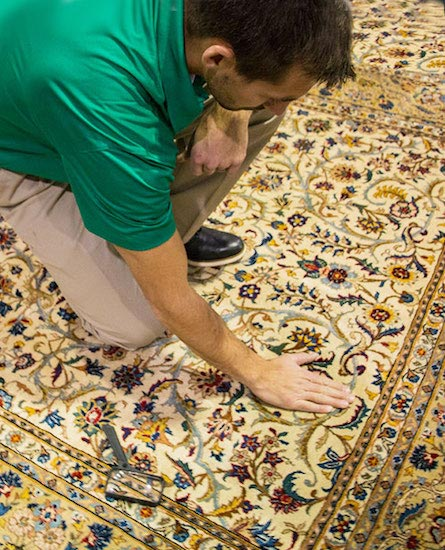 Professional Area and Oriental Rug Cleaning by Chem-Dry Clearwater/Largo